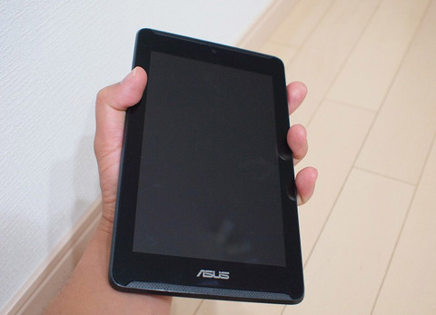 ASUS Fonepad 7 LTE ME372 10ヶ月使用してみてのメリット・デメリット