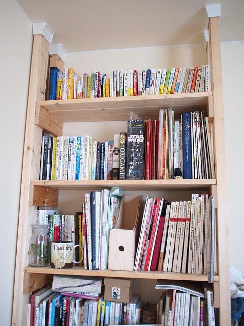 ディアウォールで棚を作ろう。賃貸でも壁に穴を開ける必要なし。壁面本棚をDIYで作成してみた。