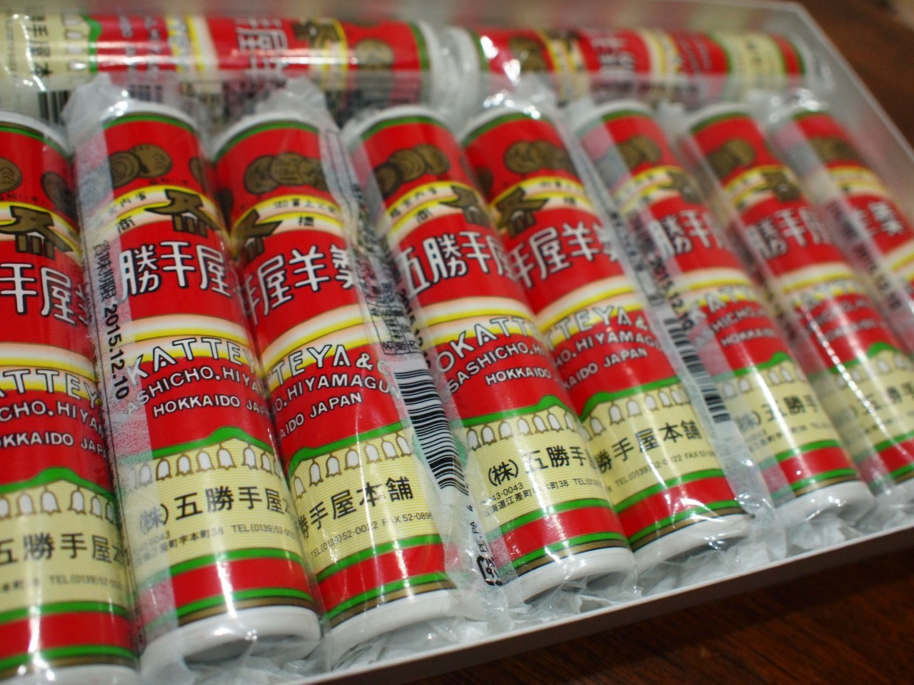 ~プチ記事~北海道には隠れたお土産がたくさん。少し変わったスイーツには五勝手屋羊羹をオススメ。