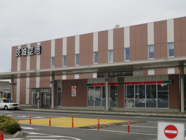 初めて利用した茨城空港の利便性と冬の名物であるアノ鍋は最高に美味だった。