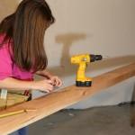 男前インテリアなワークデスクをDIYで作成。家具はDIYをすればコスト削減で節約も可能!