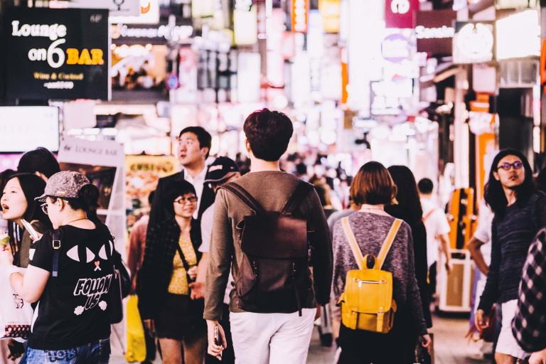 子育て中でもひとり旅がしたい!妻の許可が出たのでふらっと韓国に行ってきた。